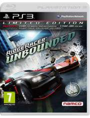 Ridge Racer Unbounded Limited Edition PS3-1675