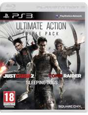 Ultimate Action Triple Pack Just Cause 2 PS3-20036