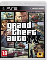 Grand Theft Auto IV PS3-8993
