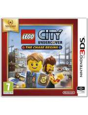 Lego City Undercover 3DS-33290