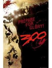300 Gotowi na Chwałę - plakat