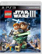 Lego Star Wars III The Clone Wars PS3 Używana-9074