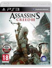 Assassin's Creed III PS3 PL Używana-10175