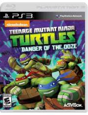 Teenage Mutant Ninja Turtles Danger of The Ooz PS3-1853