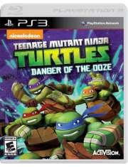 Teenage Mutant Ninja Turtles Danger of The Ooz PS3-1853