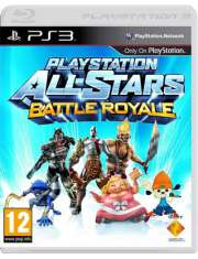 PlayStation All Stars Battle Royale PS3-6342