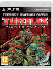 Teenage Mutant Ninja Turtles Mutants In Manhat PS3-7992