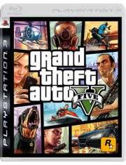 GTA V PS3 Używana-9059