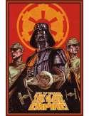 Star Wars Gwiezdne Wojny Fly For The Glory - plakat