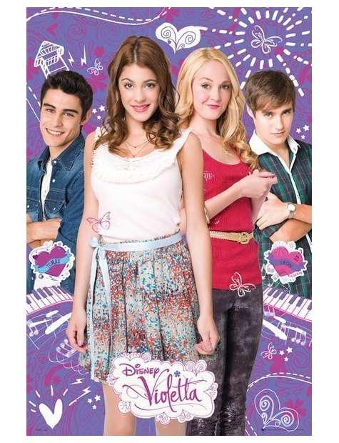 Violetta Koncert - plakat