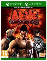 Tekken 6 Xbox360 / XOne-5522