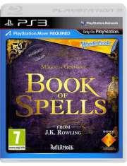 Gra Wonderbook Księga Czarów PS3-4044