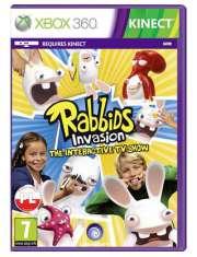 Rabbids Invasion Interaktywny Program Xbox360-6034
