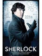 Sherlock Solo - plakat