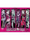 Monster High Upiorna Szkoła Grupa - plakat