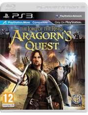 Le Seigneur Des Anneaux La Quete D'Aragorn PS3-9084