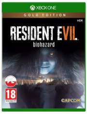 Resident Evil VII Gold Edition Xbox One-29334