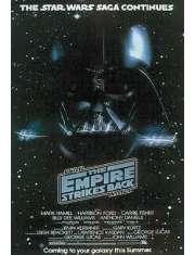 Star Wars Gwiezdne Wojny Imperium Kontratakuje Vader - plakat
