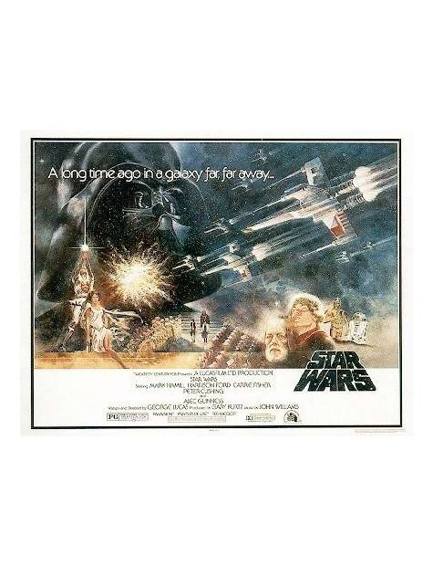 Gwiezdne Wojny Vader - plakat