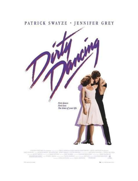 Dirty Dancing - plakat