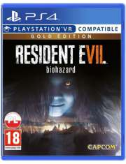 Resident Evil 7 Biohazard Gold Edition VR PS4-28866