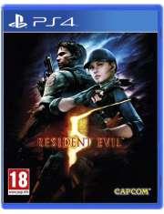 Resident Evil 5 PS4-17800