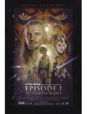 Star Wars Gwiezdne Wojny Mroczne widmo - plakat