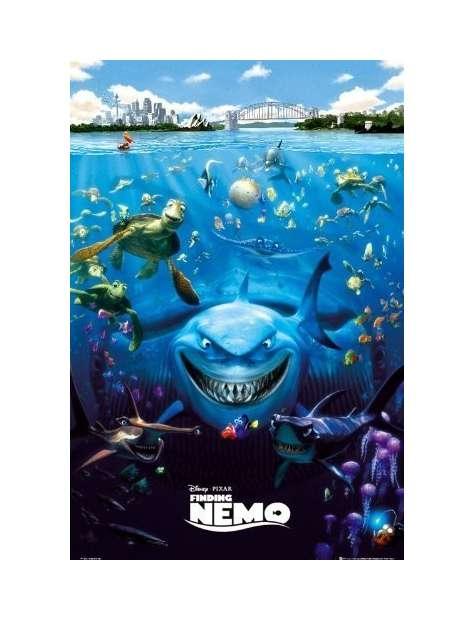 Gdzie jest Nemo ? - plakat