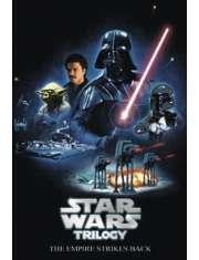 Gwiezdne Wojny Imperium Kontratakuje - plakat