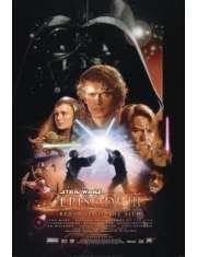 Star Wars Gwiezdne Wojny Zemsta Sithów - plakat