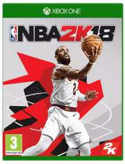 NBA 2K18 Xbox One-39447