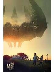 Transformers 4 Wiek zagłady - plakat