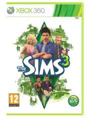 The Sims 3 Xbox 360-28374