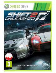 Need For Speed Shift 2 Unleashed PL Xbox 360-6944