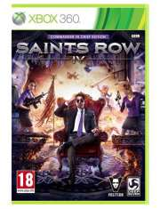 Saints Row 4 Commander in Chief Edition Xbox360-12965