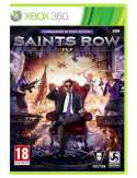 Saints Row 4 Commander in Chief Edition Xbox360