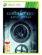 Resident Evil Revelations PL Xbox 360-8624