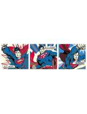 Superman Pop Art Triptych - plakat
