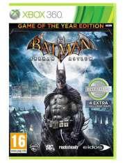 Batman Arkham Asylum GOTY Xbox360-7326
