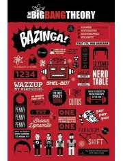 The Big Bang Theory informacje - plakat