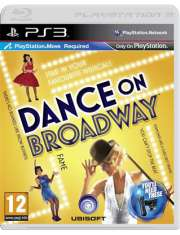 Dance On Broadway PS3-25088