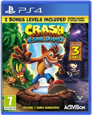 Crash Bandicoot N. Sane Trilogy PS4 Bonus-21974