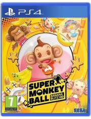 Super Monkey Ball Banana Blitz HD PS4-46089