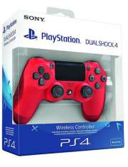 Pad PS4 DualShock 4 V2 Magma Red-22140