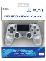Pad PS4 DualShock 4 V2 Crystal-46253