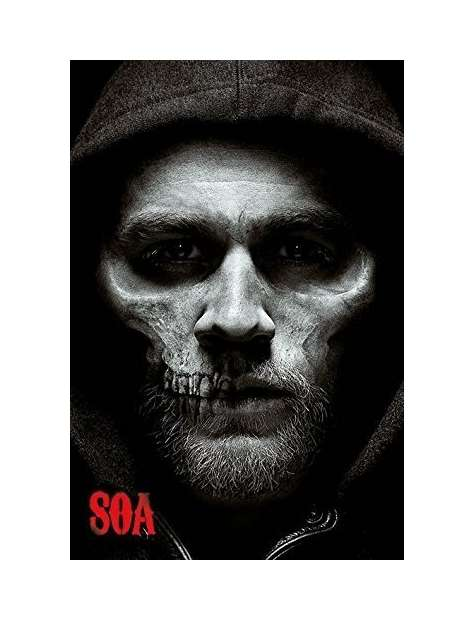 Synowie Anarchii Jax - plakat