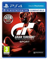 Gran Turismo Sport VR Playstation Hits PS4-44475