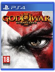 God Of War III Remastered PS Hits PS4-46119