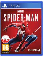Spider-Man PL PS4-32695