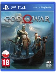 God of War Playstation Hits PS4-44470